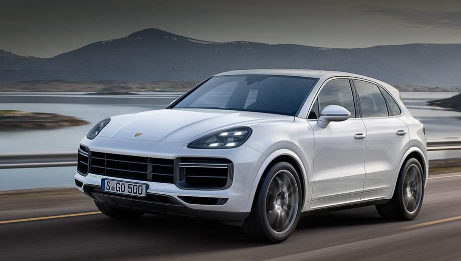 Porsche cayenne. Предыдущий отзыв Кайенов проводился летом 2016 года в рамках глобальной кампании, решавшей проблему с педалью тормоза.