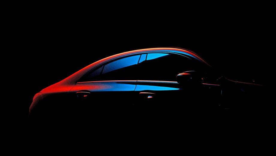 Mercedes cla. Тизер доказывает, что следующий CLA будет очень похож на CLS. Мерседесовцы обещают:  Coupe окажется «не только самым эмоциональным автомобилем в своём классе, но и высокоинтеллектуальным образцом».