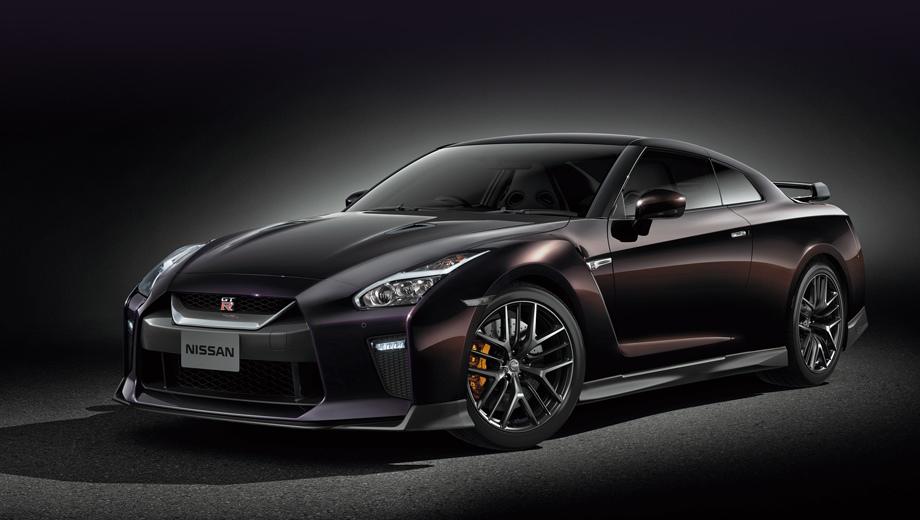 Nissan gt-r. Особое издание «джи-ти-ара» основано на комплектации Premium, но для него специально разработаны три оригинальные цветовые комбинации в интерьере и добавлено ещё несколько новых штрихов.