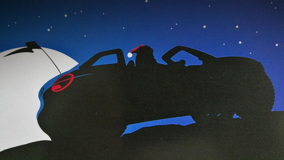Volkswagen id. Рождественская открытка в виде тизера или наоборот? Задние фонари багги похожи на фары Жука, хотя в линейке I.D. оптика вытянута в узкие полосы. Также вспоминается концепт T-Cross Breeze.