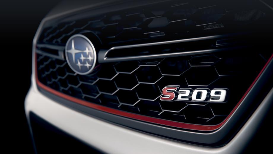 Subaru wrx sti. Североамериканский автосалон откроется для прессы 14 января, а для публики будет работать с 16-го. Пока компания представила лишь тизер без описания. Хотя по решётке видно: ничего революционно нового не предвидится.
