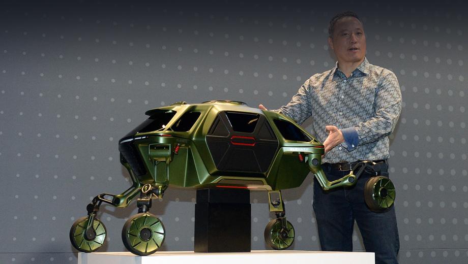 Компания Hyundai вообразила будущее связи и автономности