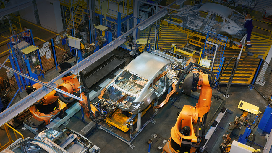 Компания Ford решила поменять структуру бизнеса в России