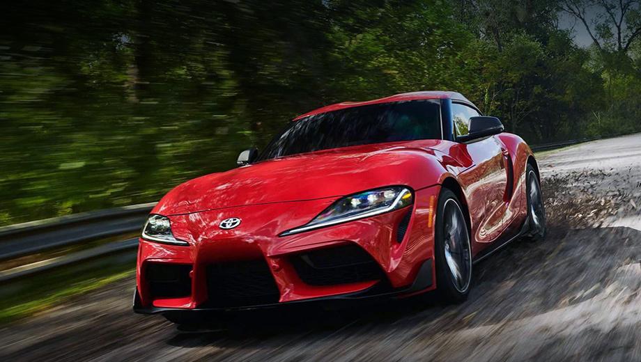 Toyota supra. Приводим спецификации для Японии, так как они самые точные и подробные. Длина — 4380 мм, ширина — 1865, высота — 1290–1295, колёсная база — 2470 мм. Снаряжённая масса варьируется в пределах 1410–1520 кг. Для сравнения вот BMW Z4: длина, ширина, высота, база — 4324×1864×1304, 2470 мм.