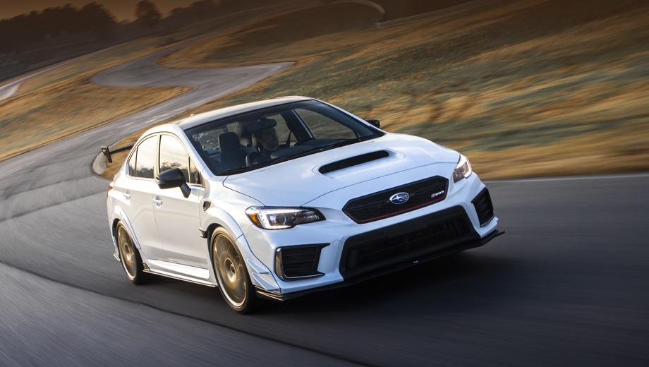 Subaru wrx sti,Subaru wrx sti s209,Subaru sti s209. Автомобиль подготовлен компанией Subaru Tecnica International (STI), дочкой корпорации Subaru. В этом проекте был использован опыт создания гоночной версии WRX STI Nurburgring Challenge, выигравшей в «24 часах Нюрбургринга 2018» в классе SP3T.