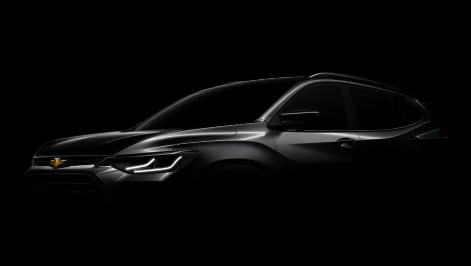 Новый паркетник Chevrolet Tracker появится в Китае весной