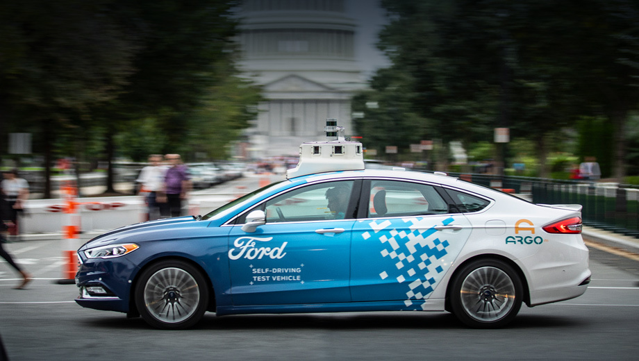 Updated: Концерны Volkswagen и Ford создали альянс