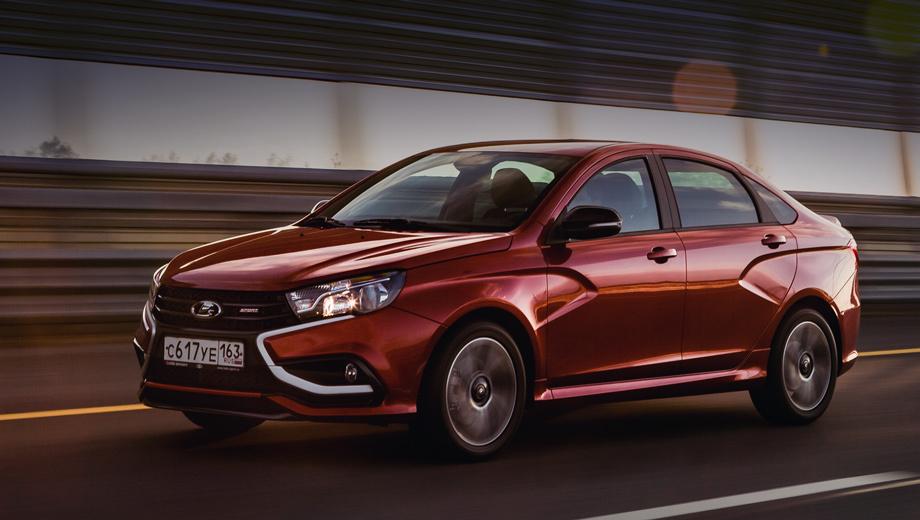 Смотреть АвтоВАЗ назвал стоимость седана Lada Vesta Sport видео