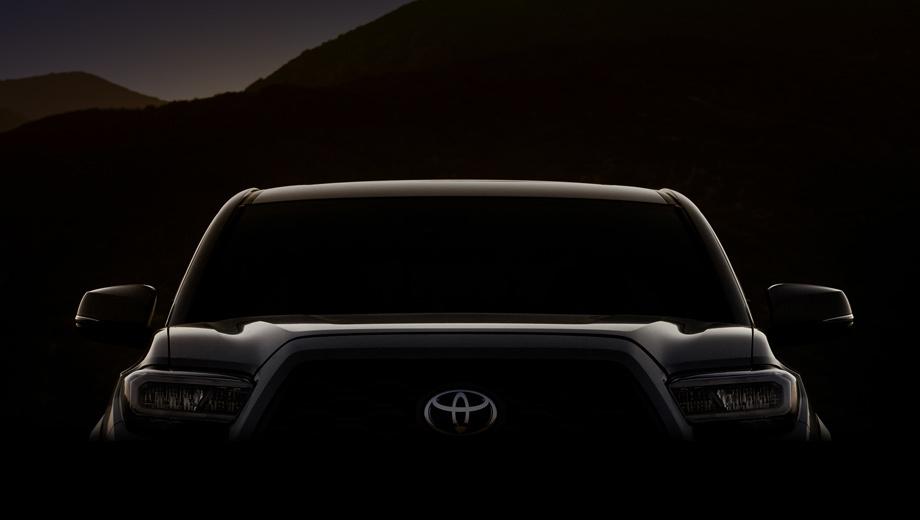 Бестселлер Toyota Tacoma приготовил американцам сюрприз