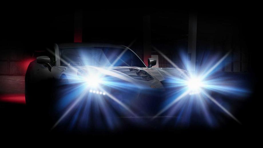 Британская Ginetta привезёт в Женеву новый суперкар
