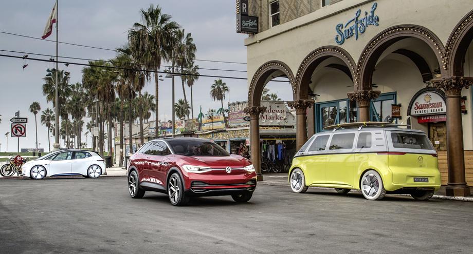 VW возродит собственный легендарный песчаный багги сприставкой «электро»