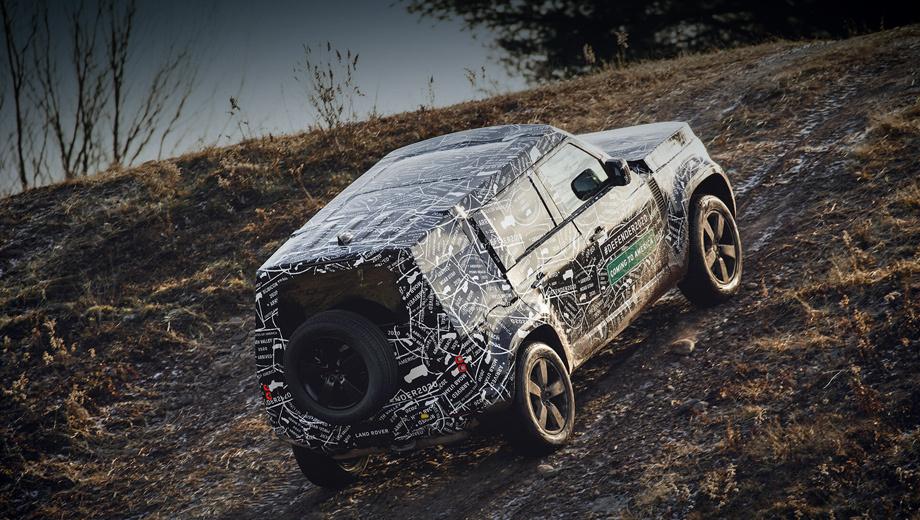 Updated: Группа Jaguar Land Rover туго затянула пояса