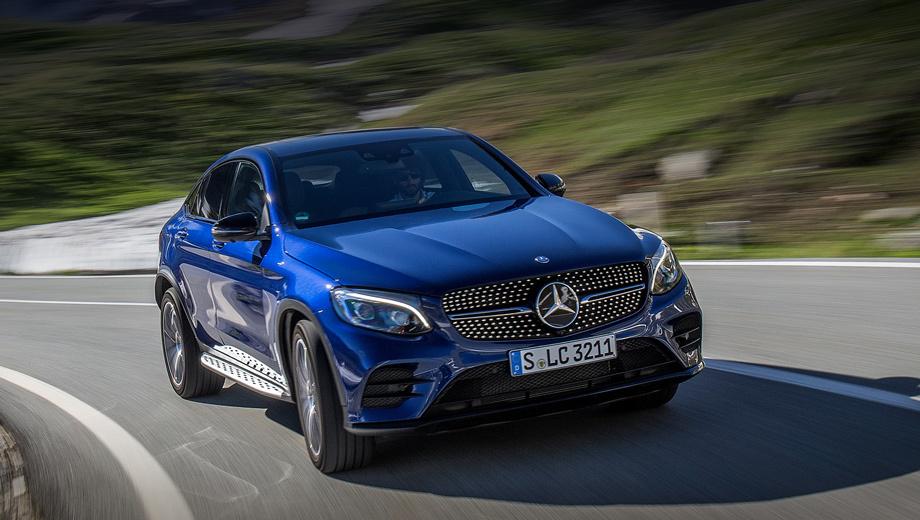 Mercedes c,Mercedes glc,Mercedes glc coupe. Модель GLC, включая исполнение GLC Coupe (на фото), в прошлый раз приглашалась на ремонт в ноябре 2018-го из-за защёлок ремней. Всего в прошлом году было три отзыва.