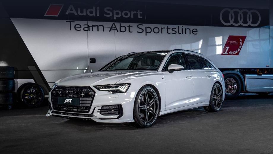 Audi a6,Audi a6 avant. Доработанный универсал компания ABT покажет широкой публике в начале марта на Женевском автосалоне.