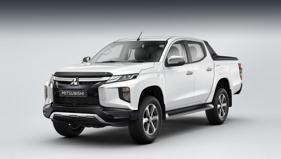 Mitsubishi L200: раскрыты характеристики для России - Mail.ru Авто