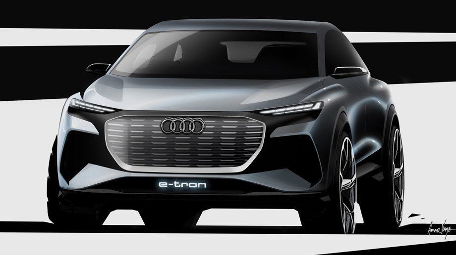 Mail.ru Авто: Ауди готовит новый электрокроссовер Q4 e-tron