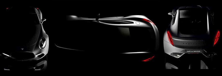 Купе Puritalia Berlinetta явится на свет в марте