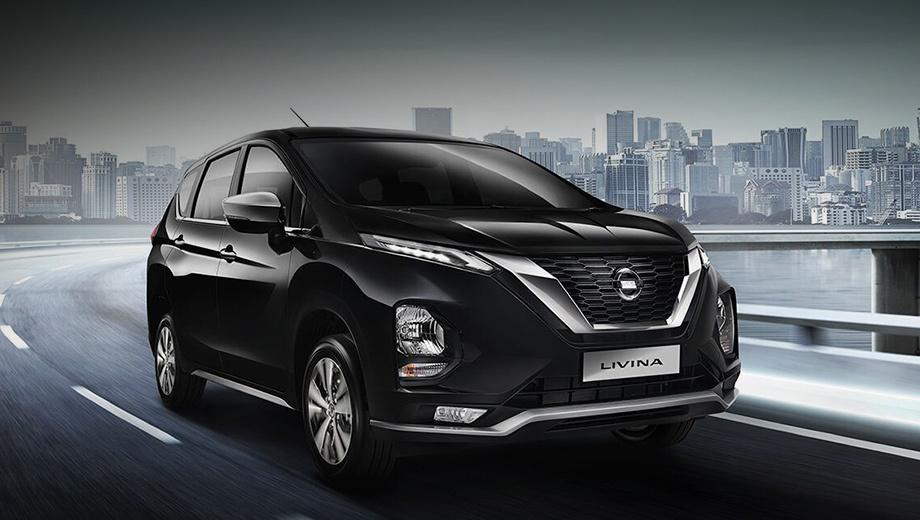 Nissan livina. Не каждый день мы можем видеть, как дизайн V-Motion побеждает стилистику Dynamic Shield, а здесь именно такой случай. Зато базовый вариант от Mitsu стоит дороже ниссановского: 206 100 000 рупий против 198 800 000 (968 000 vs. 934 000 рублей).