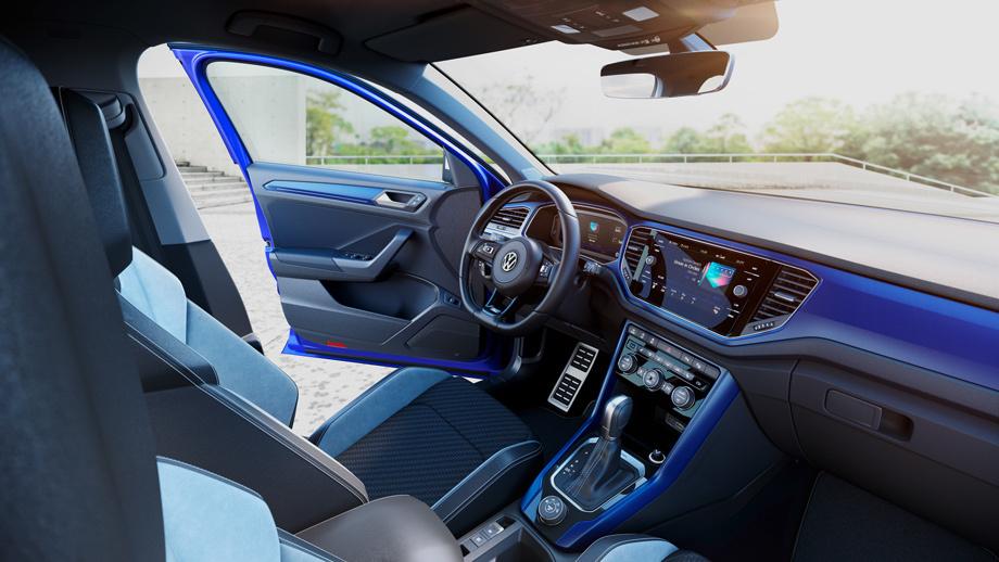 Кроссовер Volkswagen T-Roc R обрадовал разгонной динамикой