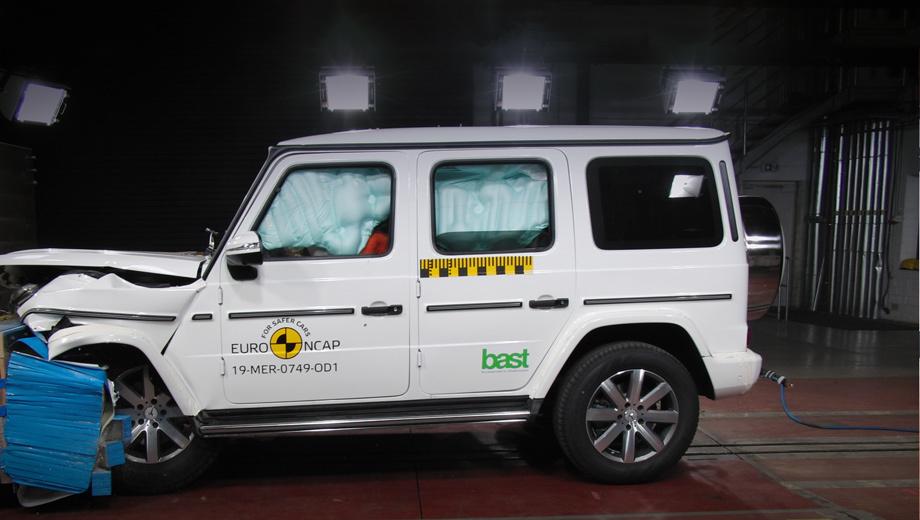 Кроссовер Мерседес-Бенс GLC: фото автомобиля