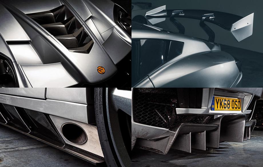 Суперкар откомпании Ginetta будет показан врамках Женевского автомобильного салона