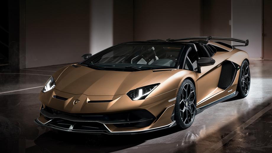 Lamborghini aventador,Lamborghini aventador svj roadster. Буквы SVJ означают Super Veloce Jota и отсылают к историческому купе под названием Хота (согласно испанскому произношению латинской буквы J) и его серийному продолжению SVJ, которые были одними из самых интересных «заряженных» моделей Lamborghini в истории.