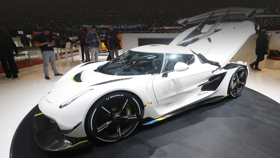 Суперкар Koenigsegg Jesko получил революционную трансмиссию