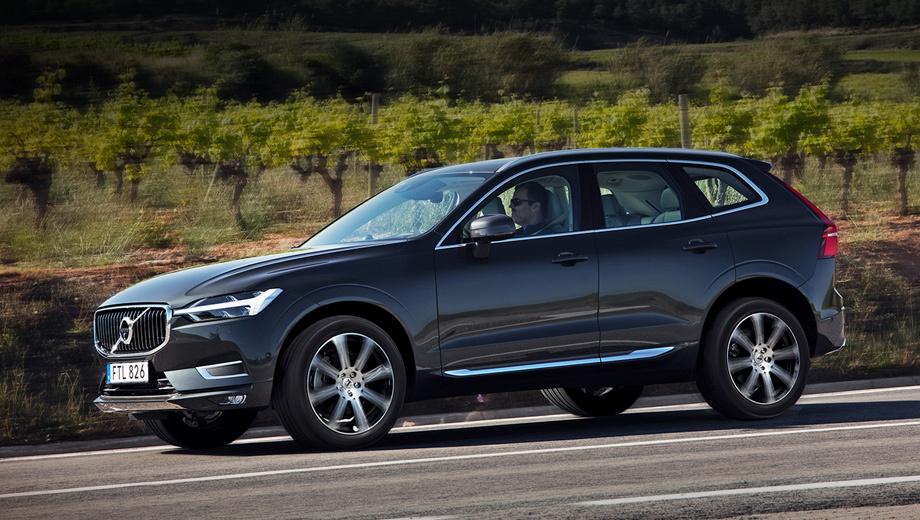 Volvo xc60,Volvo xc90,Volvo v40 cc,Volvo v60,Volvo v60 cross country,Volvo xc70,Volvo s80. Кроссовер Volvo XC60 второго поколения появился у нас в начале 2018 года, однако это уже не первый его отзыв. Не далее как в феврале XC60 в компании с ещё четырьмя моделями оказался в ремонтной зоне из-за дефектного софта.