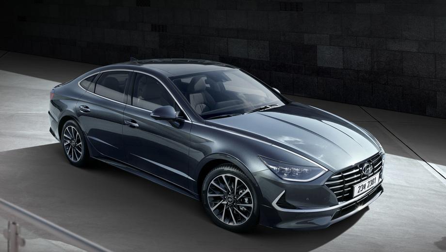 """Картинки по запросу """"Hyundai Sonata New — современный седан премиум-класса"""""""