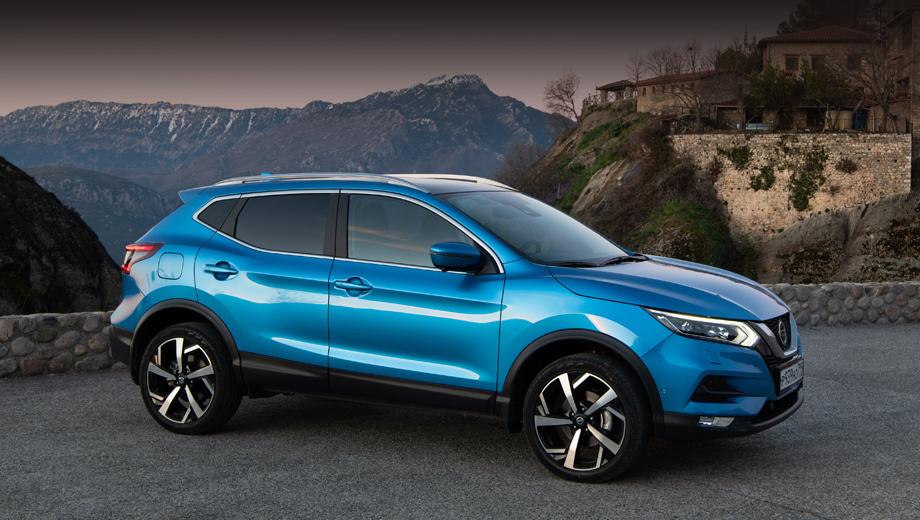 Nissan qashqai. Ниссановцы заявили, что сейчас уже можно делать заказы на автомобиль, а официальный запуск продаж последует в ближайшее время.