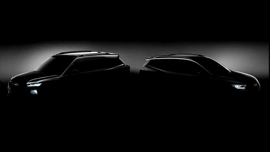 Chevrolet tracker,Chevrolet trailblazer. О паркетнике Chevrolet Tracker второго поколения (на фото справа) всё более-менее известно. С моделью TrailBlazer ситуация прямо противоположная.