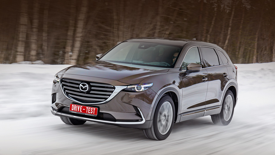 Mazda cx-9. Попав на наш рынок в 2017-м, CX-9 стал доступнее в прошлом году, благодаря появлению демократичной комплектации Active. Теперь «база» ещё подешевела, но реальные версии подорожали. Наиболее ходовая Exclusive стоит 3 257 000 рублей.