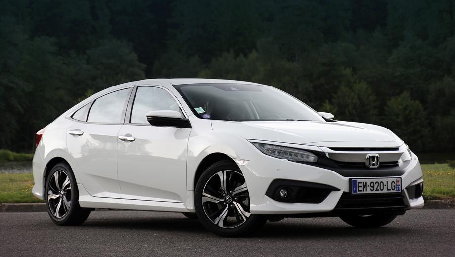 Honda civic. Подлежащий закрытию турецкий завод собирает только одну модель — седан Honda Civic для европейских покупателей. Объём небольшой — 38 000 машин в год.