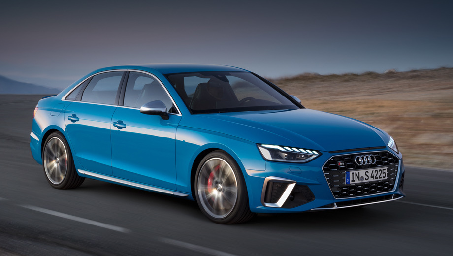 Audi A4 2020 года - какой будет обновленная модель