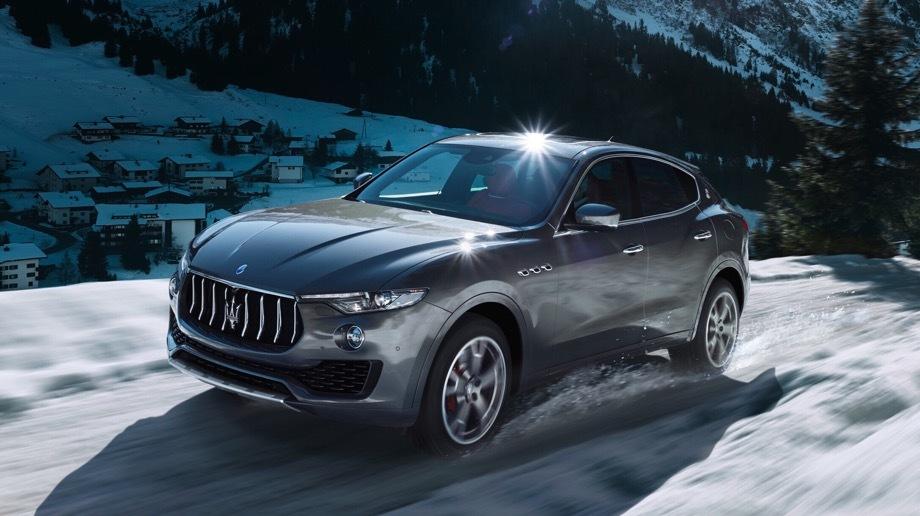 Модели Maserati получат технологии автопилота от BMW