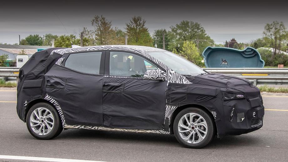 Chevrolet bolt,Chevrolet bolt euv. Этот автомобиль не заменит уже известный Bolt, а дополнит его, превратив из единичной модели в своего рода семейство.