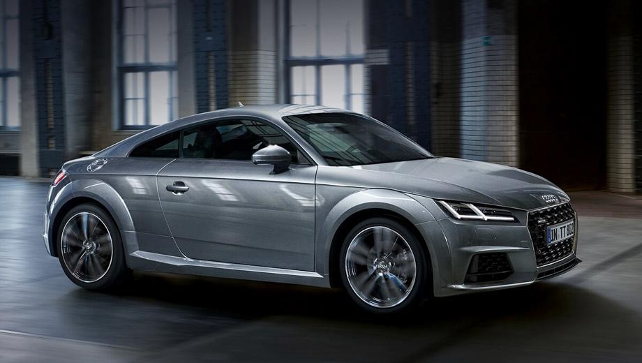 Audi tt. Семейство Audi TT обновилось летом 2018-го, а в феврале 2019-го рестайлинг настиг «заряженную» версию TT RS. Интересно, что в прошлом году у «тэ-тэшки» был 20-летний юбилей, но заметных торжеств по этому поводу не проводилось.