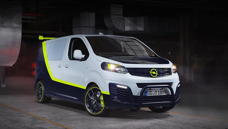 Opel zafira life,Opel concept. На публике концепт был показан в минувшие выходные на кольце Motorsport Arena Oschersleben вместе с обычными Зафирами нового поколения и рядом исторических моделей Опеля.