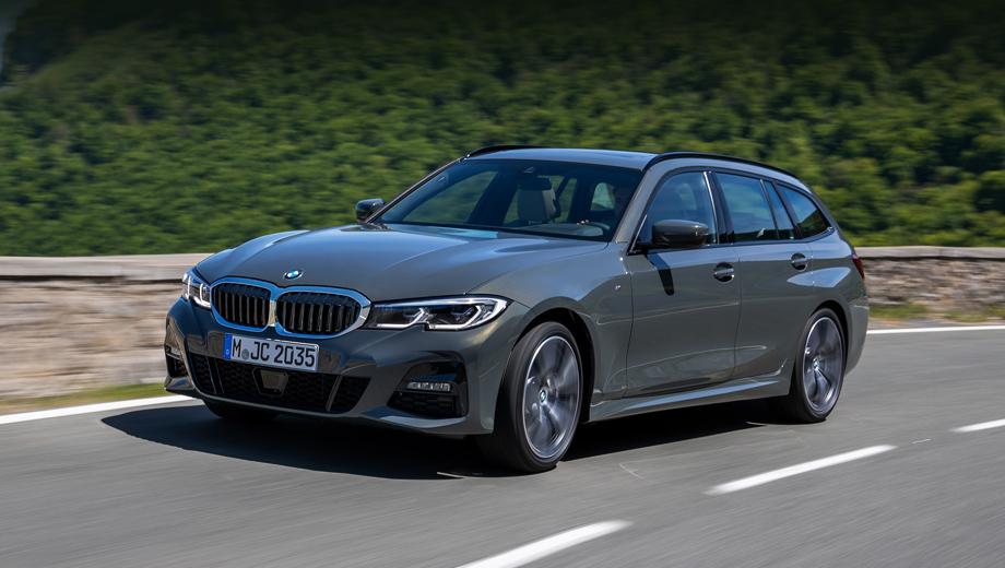 Универсал BMW третьей серии перешёл в новое поколение