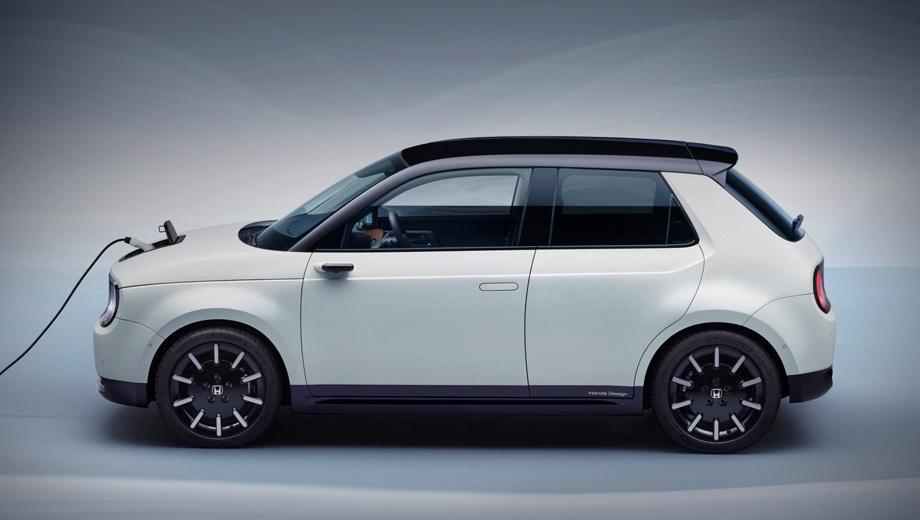 Honda e,Honda urban ev. В Великобритании, Германии, Франции и Норвегии уже принимаются предварительные онлайн-заказы на пятидверку. Заинтересованность в покупке, не зная цен и мощности, выразили 31 000 человек.