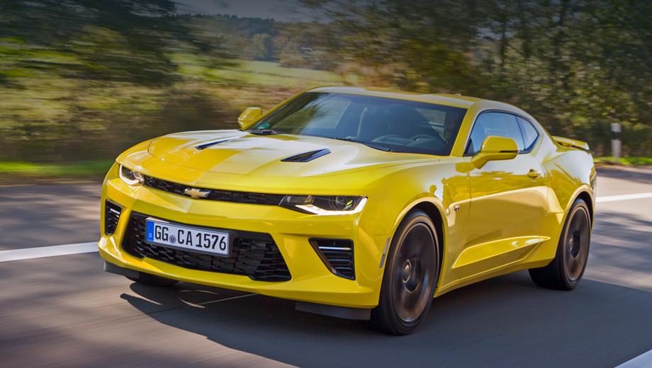 Chevrolet corvette,Chevrolet camaro. За прошлый год россияне приобрели 102 Camaro (от 2 990 000 рублей) и семь Корветов (от 6 350 000). Результат первого квартала 2019-го — пятнадцать и шесть штук соответственно.
