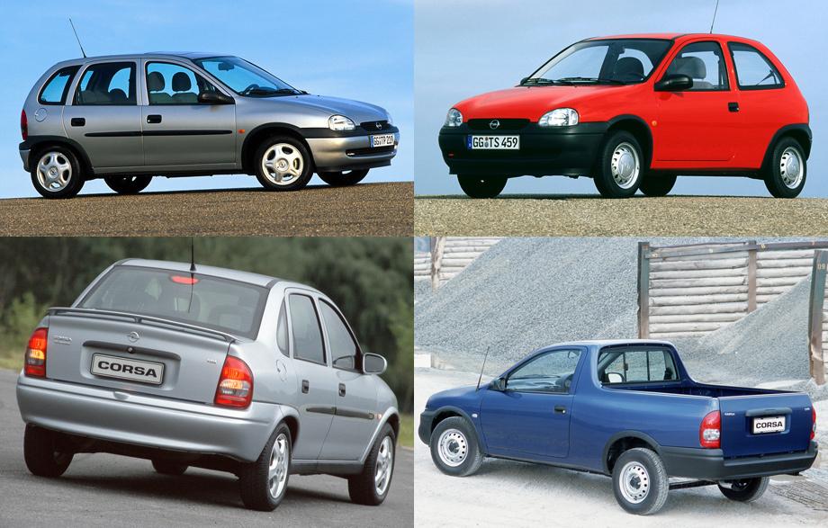 Модель Opel Corsa пообещала богатое базовое оснащение