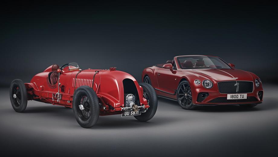 Bentley continental gtc. Спорткар Bentley Blower No.1, давший название спецверсии, был построен в 1929 году сэром Генри Биркиным для гонки «24 часа Ле-Мана». Однако машина с компрессорной «четвёркой» 4.4 (177–245 л.с.) запомнилась не победами, а своей ненадёжностью. В 2012-м один из пяти экземпляров ушёл с молотка за 5 042 000 фунтов, а Blower стал самым дорогим автомобилем британского производства.