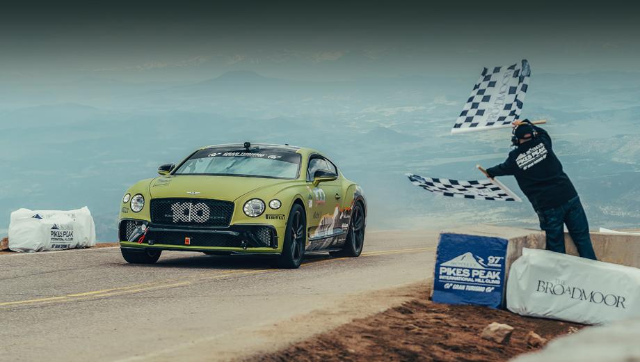 Bentley continental gt. Достижение GT явилось неплохим подарком к столетию Bentley, хотя ни соперники, ни сама трасса просто так подарков компании делать не собирались.