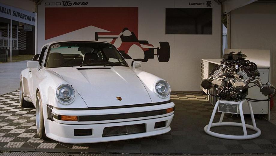 Porsche 911,Porsche 930 tag turbo. Этот образец, выглядящий просто как старый 911-й, призван напомнить об одном из самых необычных проектов по выпуску «возрождённых» спорткаров.