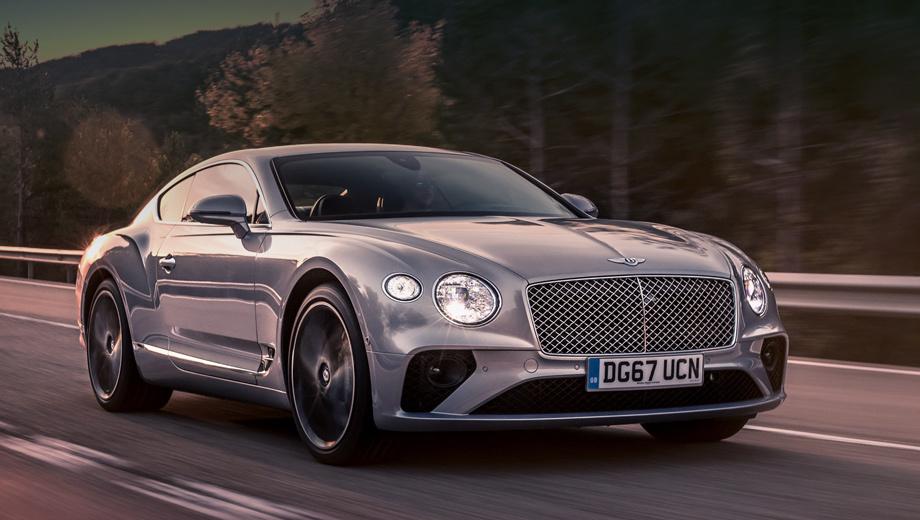 Bentley continental gt. Программное обеспечение подводит Bentley второй раз подряд. Не далее чем в феврале сервисная акция накрыла 111 двухдверок Continental GT, у которых ошибка в софте отключала усилитель руля.
