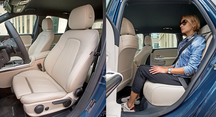 Проводим время скомпактвэном Mercedes-Benz B 200