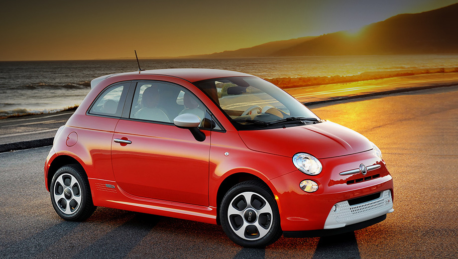 Электрифицированный Fiat 500e будут производить в Турине