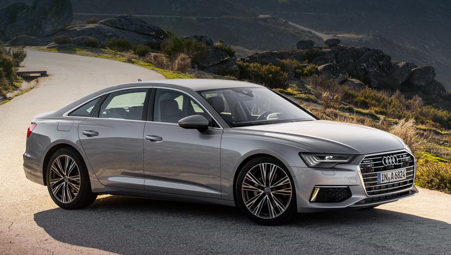 Две модели Audi отозваны в России из-за утечки антифриза
