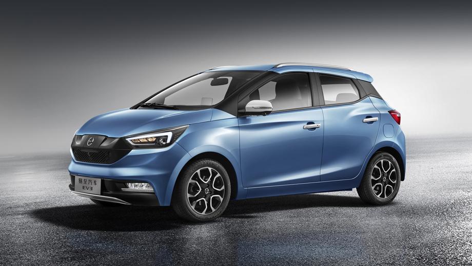 Фирмы Renault и Jiangling подружились на ниве электрокаров